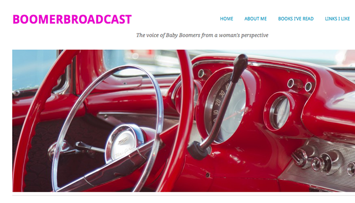 boomerbroadcast website header