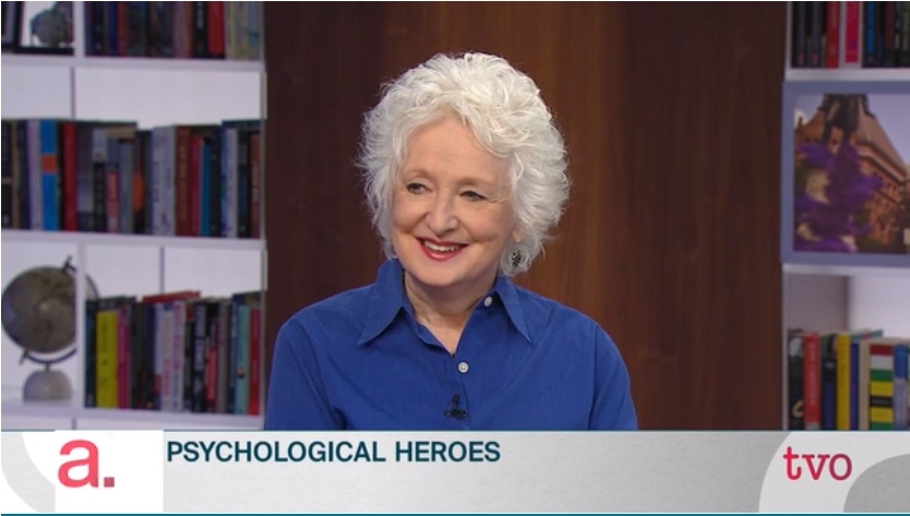 Catherine Gildiner: Psychological Heroes – on TVO
