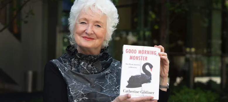 On CBC: Catherine Gildiner writes about her most memorable therapy patients in Good Morning, Monster