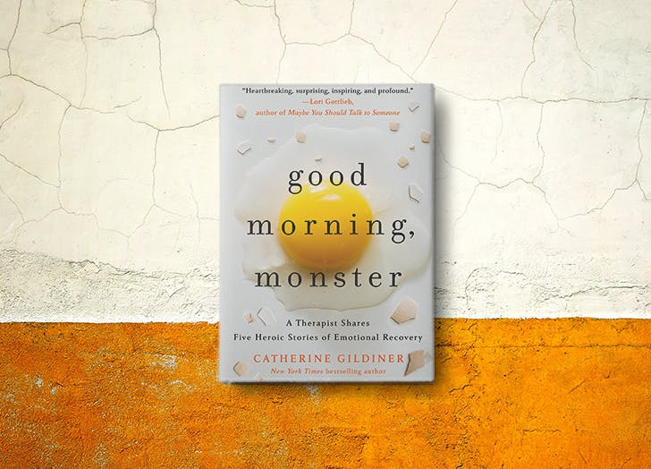 American publication of GOOD MORNING MONSTER
